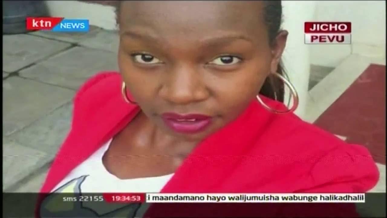 Download Jicho Pevu: Cheryl Gitonga explains her movements with the Late Jacob Juma before his murder