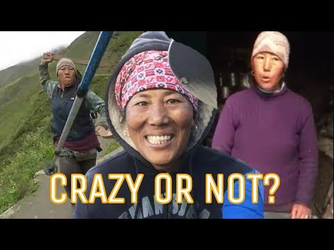 ANGRY NEPALESE WOMAN VS TOURIST TRUTH EXPOSED