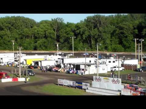 Sport Mod Heat 1 @ Hamilton County Speedway 06/24/17
