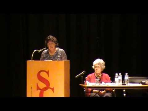 Lore Jacobs Assembly at Southern Cayuga High School (Part 2)