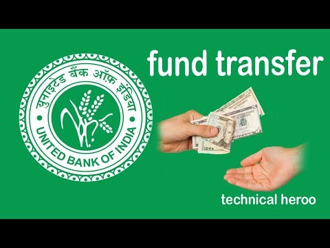 internet banking money transfer ubi sbi to other bank account UBI - internet banking UBI বাংলা