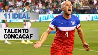 11 ideal | CONCACAF