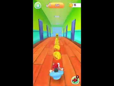 OGGY And The Cockroaches Games - Oggy 3D Run | Gameplay #3