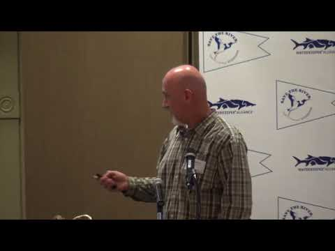 Scott Schlueter: St. Lawrence River Fishery - Save The River's 2018 Winter Environmental Conference