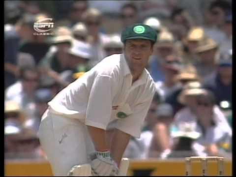 gary kirsten 67 vs Australia 1994