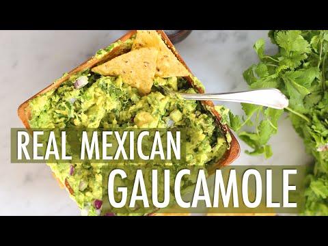 Healthy, Easy Guacamole Recipe