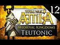 CHINESE TRADE OPENED! Medieval Kingdoms Total War Attila: Teutonic Order Gameplay #12