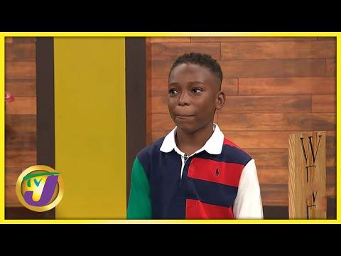 Kid Entrepreneur Jahmani Tomblin | TVJ Smile Jamaica