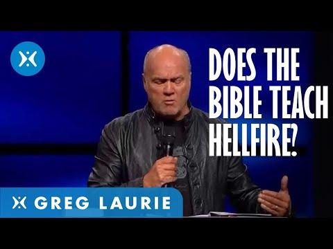 A Hellfire and Brimstone Message
