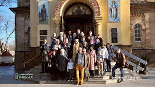 Открытие мемориальной доски архитектору Адаму Генриху в Свято-Ильинском храме