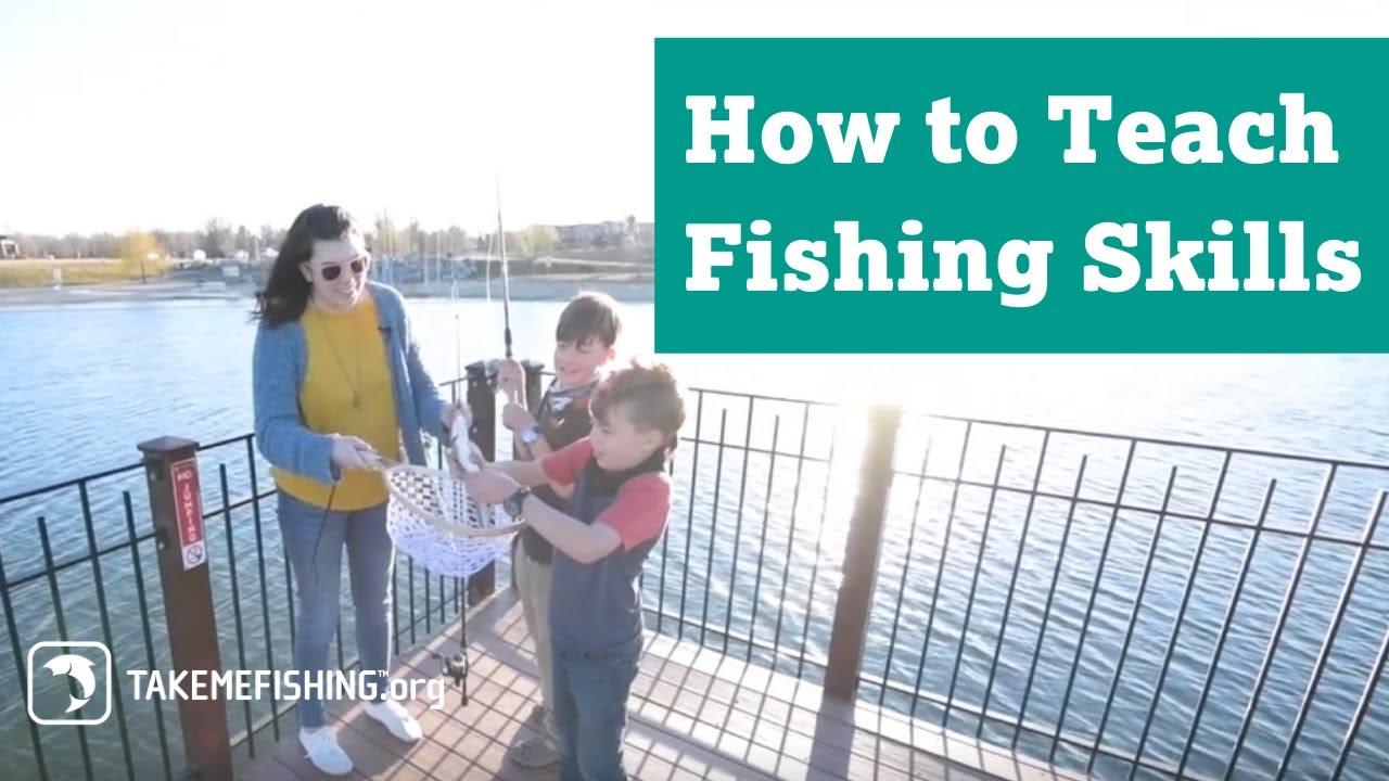 How to Teach Kids to Fish