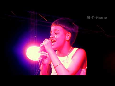 Suzanna Abdulla - Сталью acapella Live in Moscow 19.07.2014