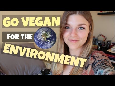 Environmental Impacts of Vegan Diet VS Meat-Eating Diet