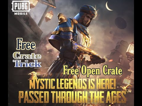 Mystic Legend Glory Crate Opening Trick Ll Spent 5$ Doller