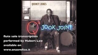 QUINCY JONES - Q'S JOOK JOINT - Cool Joe, Mean Joe (Killer Joe)