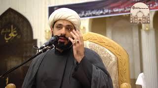 ليالي عاشوراء 11 – ملامح شخصية السيدة زينب عليها السلام - سماحة الشيخ كاظم الحكيمي