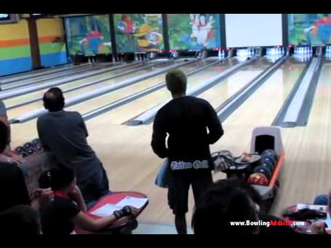 Andre Griffin 294 Game on 11-4-11 at Jewel City Bowl in Glendale, CA.
