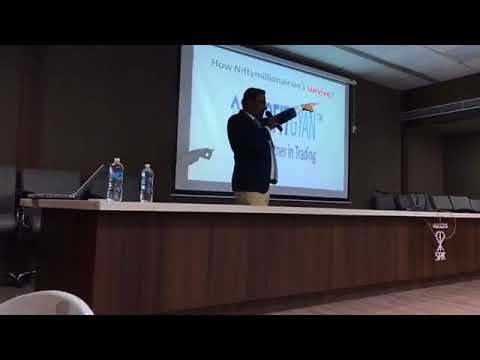 Why We want you to become Rich via stock investing seminar surat