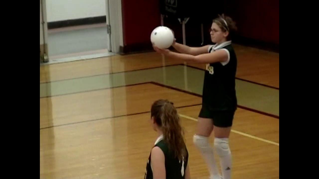 NAC - NCCS JV Volleyball  1-20-05