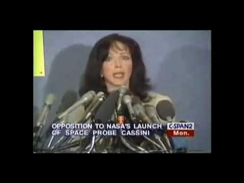 SEP97: Washington DC Press Club - Anti Nuclear