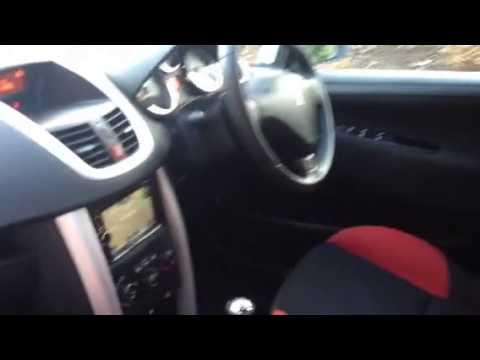 Peugeot 207 1.6HDi - YouTube