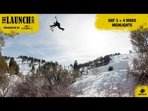 The Launch 2019 at Bear Mountain Presented by O'Neill: Day 3 + 4 Video