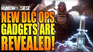 Rainbow Six Siege - In Depth: NEW MOROCCO DLC OPS AND GADGETS REVEALED! KAID & NOMAD