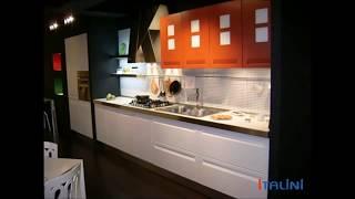 Мебель итальянской фабрики Zaccariotto Cucine. ITALINI - поставщик мебели из Италии
