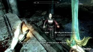 Skyrim часть 13 Сражение с лордом Harkon`ом