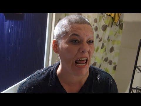 JENNIFER GOES TOO FAR (SHE'S BALD)