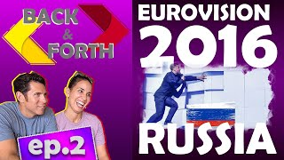 American and Puerto Rican react to Eurovision 2016 Russia: Sergey Lazarev You are the only one