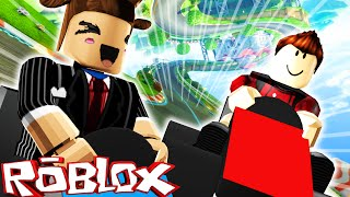 Roblox Adventures / The Plaza / MARIO KART!