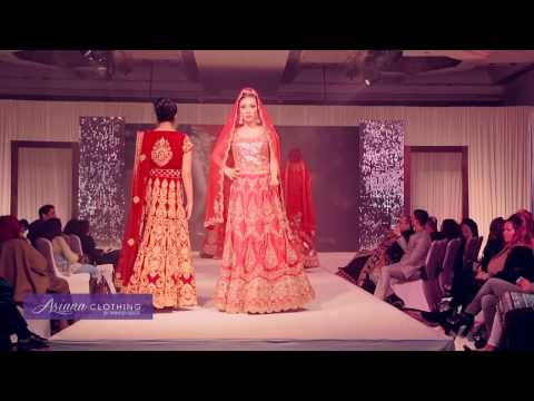 ASIANA CLOTHING - SUMMER BRIDAL COLLECTION 2016