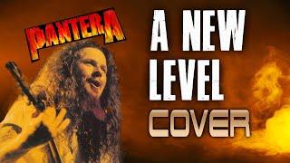 Pantera - A New Level Cover