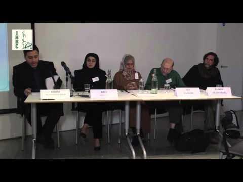 Islamophobia Conference - Roshan Muhammed Salih