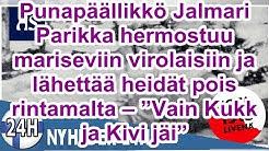 16. maaliskuuta: Punapäällikkö Jalmari Parikka hermostuu mariseviin virolaisiin ja lähettää heidät