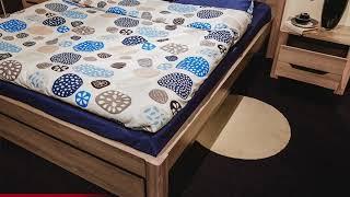 Обзор мебели для спальни Афина фабрики Заречье