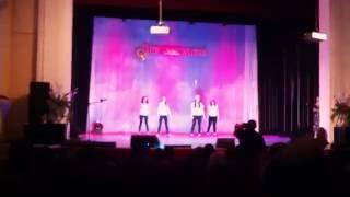 Пародия нна шоу Танцы
