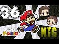 Paper Mario #36 -- Sex In The Missionary Position For Reproductive Purposes Only -- No Talent Gaming
