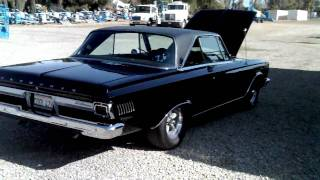 1965 Plymouth Satellite New Motor