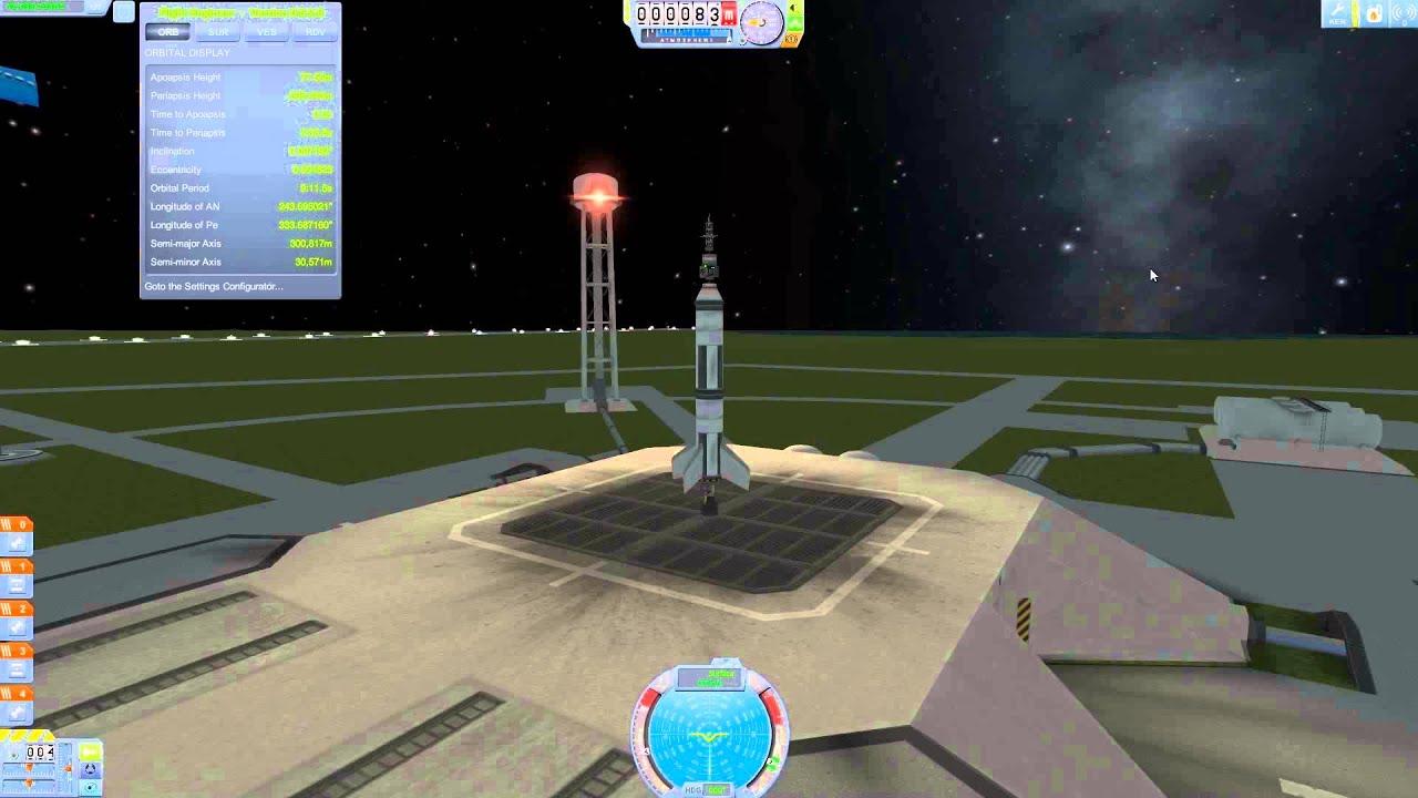 Ksp Nasa Mission 001 Launch Of Explorer 1 Satellite