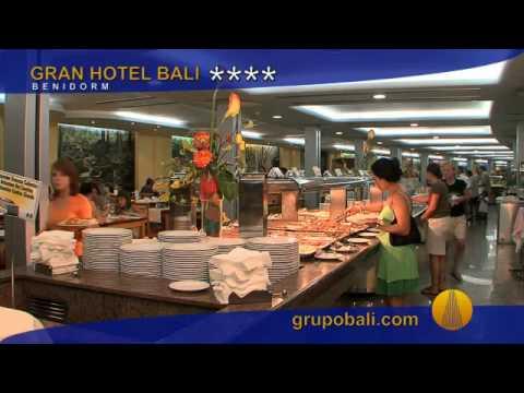 Grupo Bali Gran Hotel Bali 3 Min Youtube