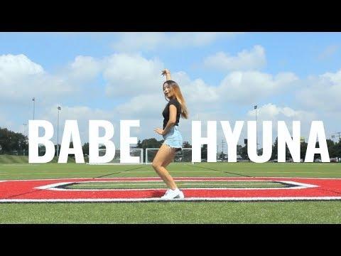 HyunA(현아) - '베베 (BABE)' - Lisa Rhee Dance Cover
