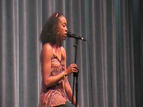 Sommer King: Green valley high school Talent show