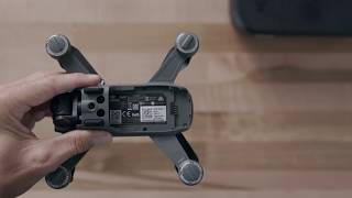 DJI Tutorials - Spark - Linking Spark and Connecting to WiFi