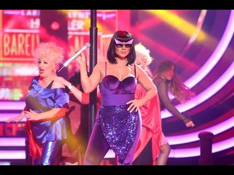 Rosa López imita a Donna Summer - Tu cara me suena