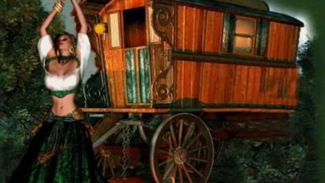 Frank Van Etten - Een huisje op wielen .☠ - YouTube