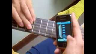The king of the blues harmonica Android app + guitar test base blues music