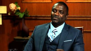 The Next Goal Is To Buy Universal Music Group | Akon | Larry King Now - Ora TV