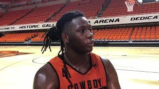 OSU Basketball - Kentrevious Jones